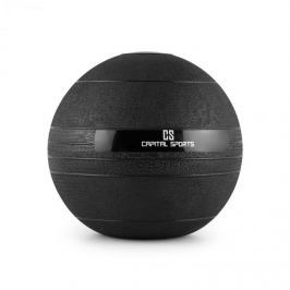 CAPITAL SPORTS Groundcracker, černý, 10 kg, slamball, guma