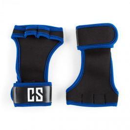 CAPITAL SPORTS Palm PRO, modro-černé, vzpěračské rukavice, velikost M