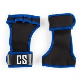 CAPITAL SPORTS Palm PRO, modro-černé, vzpěračské rukavice, velikost L