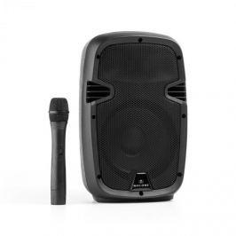 Malone Buschfunk 20, aktivní PA reproduktor, 400W, bluetooth, akumulátor, USB, SD, MP3 VHF