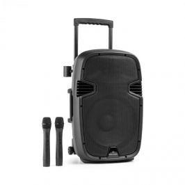 Malone Buschfunk 30, aktivní PA reproduktor, 700W, bluetooth, akumulátor, USB, SD, MP3 VHF