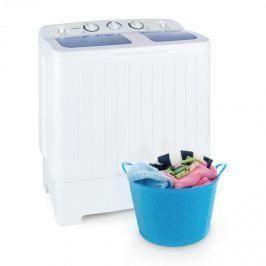 Oneconcept Ecowash XL, pračka 4,2 kg, ždímání 3 kg