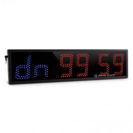 CAPITAL SPORTS Timeter, sportovní digitální hodiny, časovač, stopky, 6 číslic, signální tón