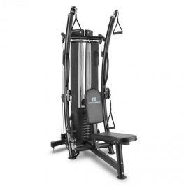 CAPITAL SPORTS Puissantor B15, černé, multifunkční zařízení pro domácí posilování, 150 lb, ocel