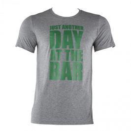 CAPITAL SPORTS velikost M, šedé, tréninkové tričko, pánské