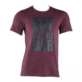 CAPITAL SPORTS pánské tréninkové triko, kaštanová, velikost L