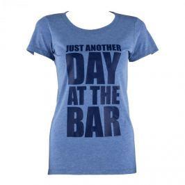 CAPITAL SPORTS velikost L, modré, tréninkové tričko, dámské