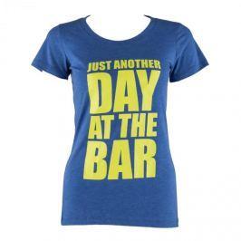 CAPITAL SPORTS velikost M, modré, tréninkové tričko, dámské