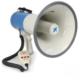 Vexus MEG060, megafon, 60 W, funkce nahrávání, siréna, USB, SD, AUX, včetně popruhu