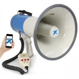 Vexus MEG055, megafon, 55 W, bluetooth, USB, SD, MP3, funkce nahrávání, mikrofon, provoz na baterie