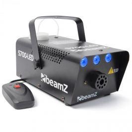 Beamz S700LED, 700W, mlhovač s ledovým efektem a dálkovým ovladačem, montážní držadlo