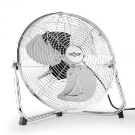 """Oneconcept Metal Blizzard, podlahový ventilátor, 12v """", 55W, sklopitelný"""