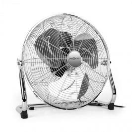 "Oneconcept Metal Blizzard, podlahový ventilátor, 18 "", 140 W, sklopitelný"