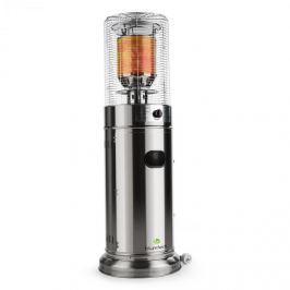 Blumfeldt Heatwave V2A, terasový ohřívač, plyn, ušlechtilá ocel, přenosný, 11 kW, 800 g / h