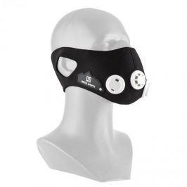 CAPITAL SPORTS Breathor, černá, dýchací maska, výškový trénink, velikost S, 7 nástavců