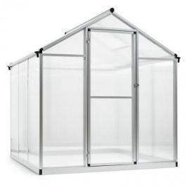 Blumfeldt Greencastle 3K, skleník, 190 x 195 x 182 cm (ŠxVxH), hliník, plast
