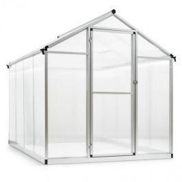 Blumfeldt Greencastle 4K, skleník, 190 x 195 x 242 cm (ŠxVxH), hliník, plast