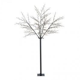 Blumfeldt Shineberry WW 250, strom se světýlky, bobule, 600 LED diod, studená bílá