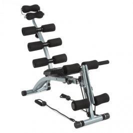 CAPITAL SPORTS Sixish Core, černý, trénink břicha, trénink těla