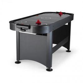 """Oneconcept Arctic Thunder, černý, air hokejový stůl, 7 """", 80 x 90 x 190 cm (ŠxVxH)"""