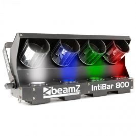 Beamz IntiBar800, 4 head barel, 4 x 10 W LED diod, DMX