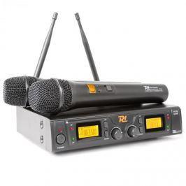 Power Dynamics PD781, bezdrátový 2 x 8kanálový UHF mikrofonní systém