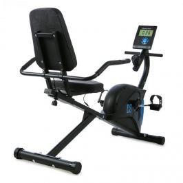 CAPITAL SPORTS Swizor X, černý, sedací kolo, 4 kg setrvačník, senzor pulsu