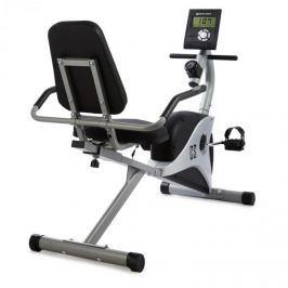 CAPITAL SPORTS Swizor X, šedý, sedací kolo, 4 kg setrvačník, senzor pulsu