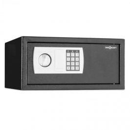 Oneconcept Hotelguard Laptopsafe elektronický číselný trezor, upevnění na stěnu