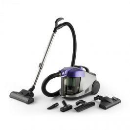 Oneconcept Aquapura, fialový, vodní vysavač, mokré / suché vysávání, HEPA filtr