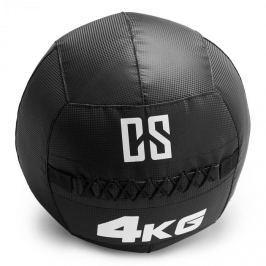 CAPITAL SPORTS Bravor Wall Ball medicinbal PVC 4kg černá, dvojité švy