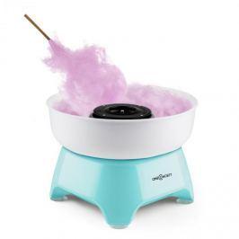 Oneconcept Candycloud, modrá, zařízení na přípravu cukrové vaty, 500 W