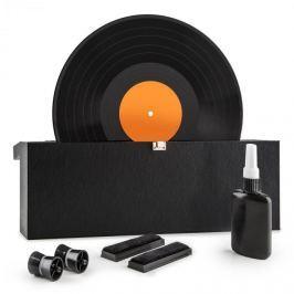 Auna Vinyl Clean, čistička gramofonových desek, údržbový set pro gramofonové desky