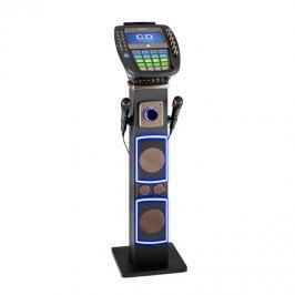 Auna KaraBig karaoke zařízení Bluetooth LED 7'' TFT CD USB vestavěný reproduktor