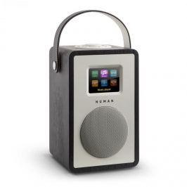 Numana Mini Two, dub, designové internetové rádio, Wi-Fi, DLNA, bluetooth, DAB / DAB +, FM