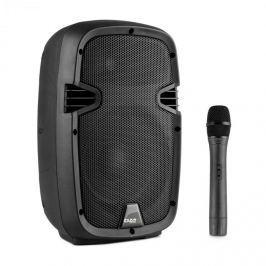 Ibiza HYBRID8VHF-BT, 300 W, aktivní PA reproduktor, bluetooth, USB, SD, VKV (VHF)