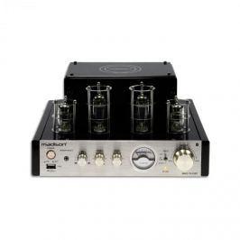 Madison MAD-TA10BT, 2 x 25 W RMS, elektronkový zesilovač, bluetooth, USB, line