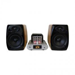 Madison MAD-TA15BT, 2x 30 W RMS, audio systém, elektronkový zesilovač, bluetooth, USB