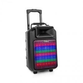 "Ibiza POWER8 ""ED-MKII, 120 W, přenosný PA reproduktor, bluetooth, USB/SD, FM, akumulátor"