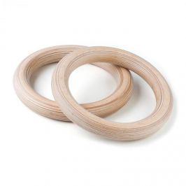 CAPITAL SPORTS RingPro, dřevěné gymnastické kruhy, 32 mm