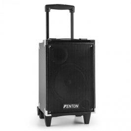 Fenton ST050, mobilní PA systém, bluetooth, USB, microSD, MP3, AUX, VHF, akumulátor