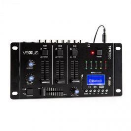 Vexus STM3030, 4kanálový mixážní pult, bluetooth, USB, SD, MP3, LED