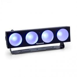 Beamz LUCID 1.4 LED světelný efekt 4x 9W COB LEDky RGB