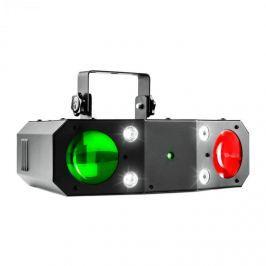 Beamz Terminator III 3-in-1-LED světelný efekt Moonflower Laser Stroboskop
