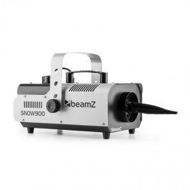 Beamz SNOW 900 sněhostroj Snowmachine 900W 1l nádrž stříbrná / černá