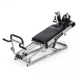 CAPITAL SPORTS Pilato Pilates Reformer lavička na pilates max. 120kg výškově nastavitelná