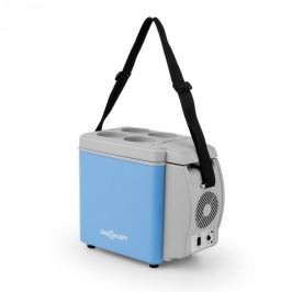 Oneconcept Roadtrip mini termo chladicí box 6l 12V adaptér auto modrá