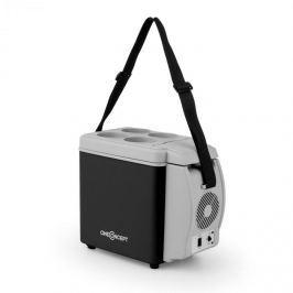 Oneconcept Roadtrip mini termo chladicí box 6l 12V adaptér auto černá