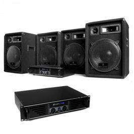 """Electronic-Star DJ sestava """"Marrakesh Lounge Pro"""" – set repro a zesilovače"""