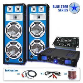 Electronic-Star Ozvučovací set Blue Star Series Basskern USB, 2800 W